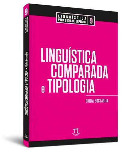 Linguística comparada e tipologia, livro de Giulia Bossaglia