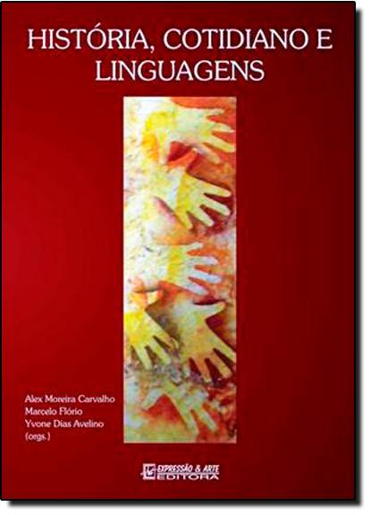 História, Cotidiano e Linguagens, livro de Marcelo Florio