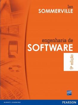 Engenharia de software - 9ª edição, livro de Ian Sommerville