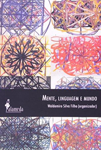 Mente, linguagem e mundo, livro de Waldomiro da Silva Filho (Org.)