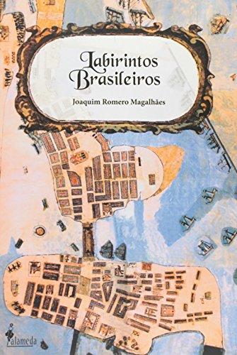 Labirintos Brasileiros, livro de Joaquim Romero Magalhães