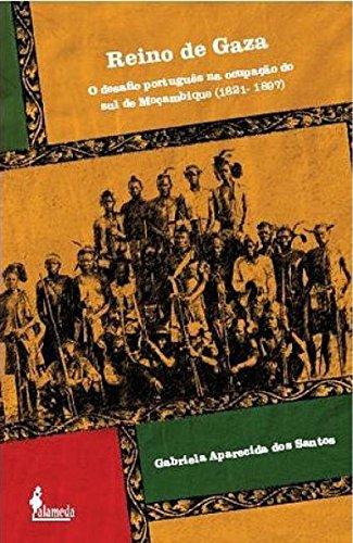 Reino de Gaza, livro de Gabriela Aparecida dos Santos