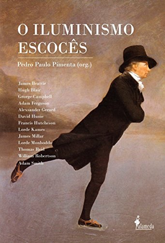 Iluminismo Escocês, O, livro de Pedro Paulo Pimenta
