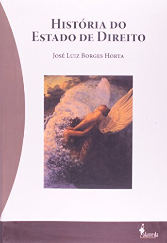 História do Estado de Direito, livro de José Luiz Borges Horta