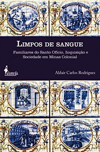 Limpos de Sangue, livro de Aldair Carlos Rodrigues