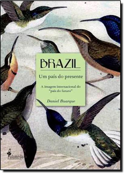 Brazil: Um País do Presente - a Imagem Internacional do Pais do Futuro, livro de Daniel Buarque