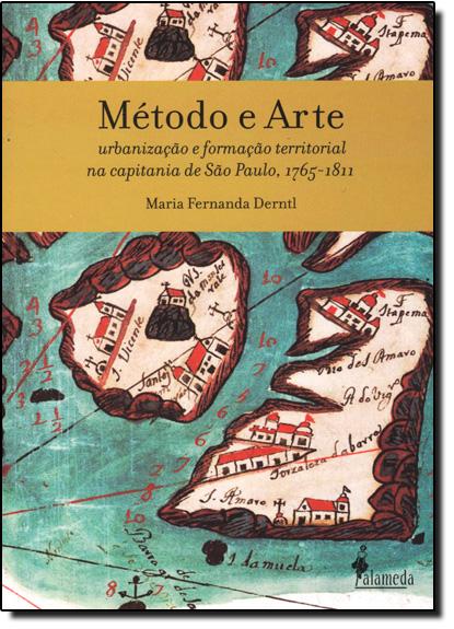 Método e Arte, livro de Maria Fernanda Derntl