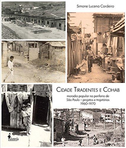 Cidade Tiradentes, livro de Simone Lucena