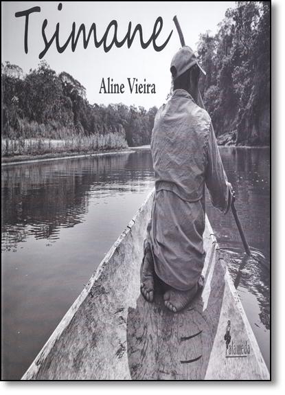 Tsimane, livro de Aline Vieira