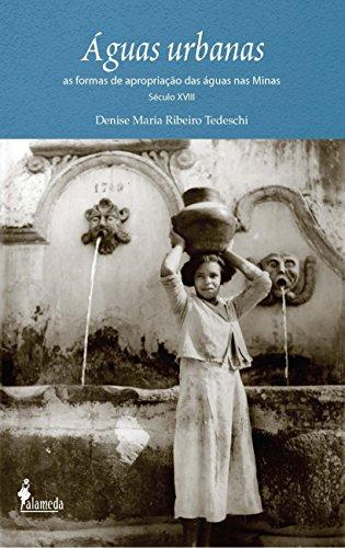 Águas urbanas, livro de Denise Maria Ribeiro Tedeschi