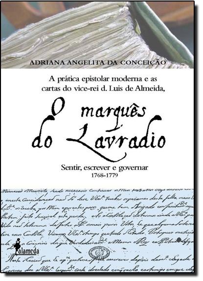 Marquês do Lavradio, O, livro de Adriana Angelita da Conceição