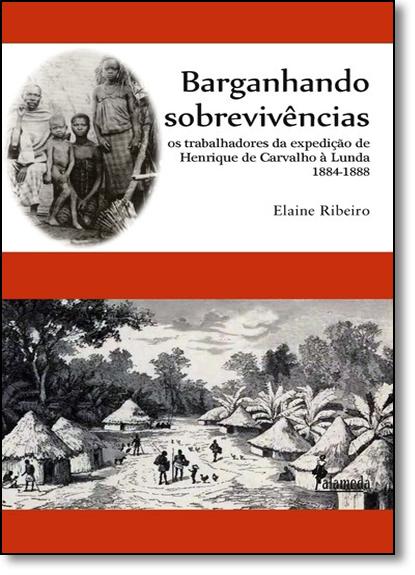 Barganhando Sobrevivências, livro de Elaine Ribeiro