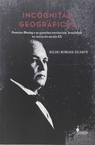 Incógnitas geográficas, livro de Rildo Borges Duarte