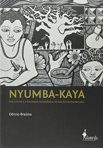 Nyumba-Kaya, livro de Dércio Braúna