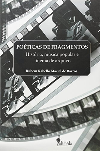 Poéticas de Fragmento, livro de Rubem Rabello Maciel de Barros