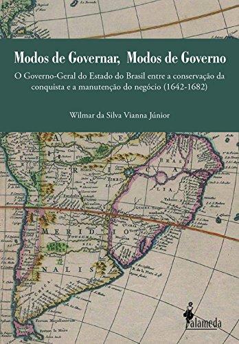 Modos de Governar, Modos de Governo, livro de Wilmar da Silva Vianna Júnior