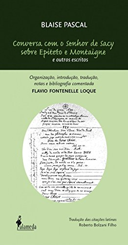 Conversas com o Senhor Sacy, livro de Flavio Fontenelle Loque