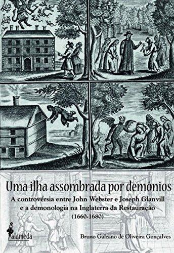 Uma ilha assombrada por demônios, livro de Bruno Galeano