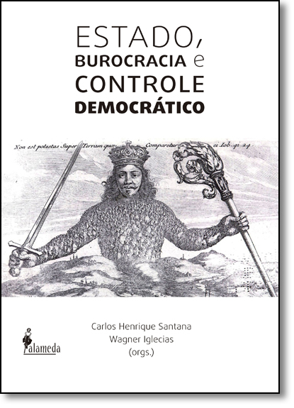Estado, Burocracia e Controle Democrático, livro de Carlos Henrique Santana