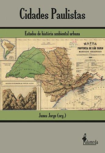 Cidades Paulistas, livro de Janes Jorge