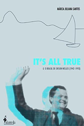 It´s All True, livro de Márcia Juliana Santos