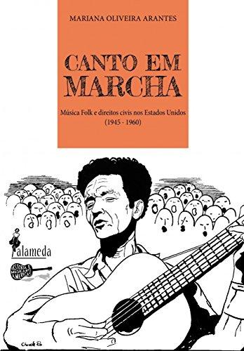 Canto em Marcha, livro de Mariana Oliveira Arantes