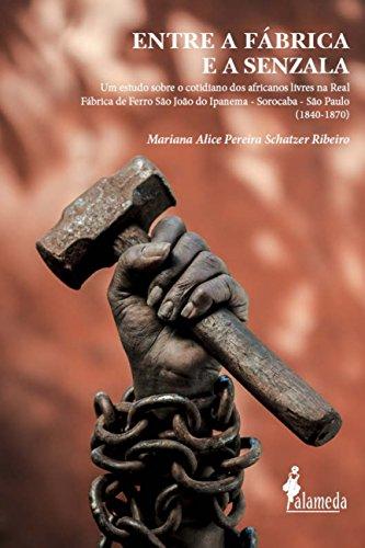 Entre a fábrica e a senzala, livro de Mariana Alice Pereira Schatzer Ribeiro