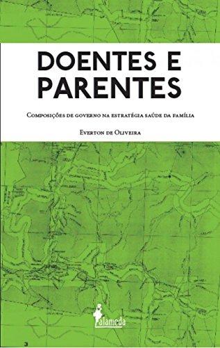 Doentes e Parentes, livro de Everton de Oliveira