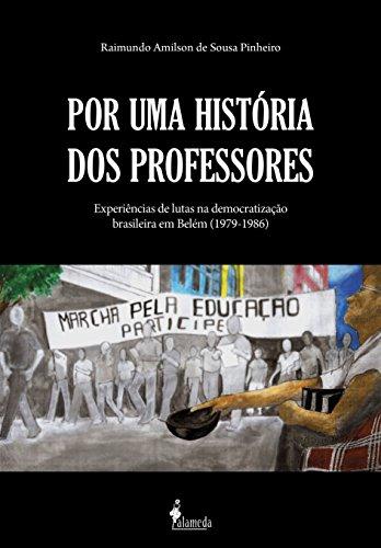 Por uma História dos Professores, livro de Raimundo Amilson de Sousa Pinheiro