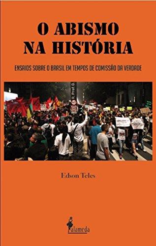 O Abismo na História, livro de Edson Teles
