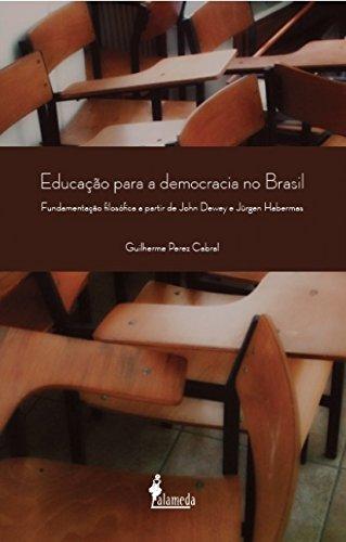 Educação para a democracia no Brasil, livro de Guilherme Perez Cabral