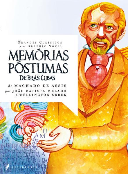 Memorias Postumas De Bras Cuba, livro de Machado de Assis