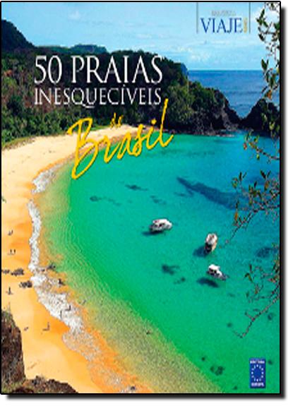 50 Praias Inesquecíveis do Brasil, livro de Editora Europa