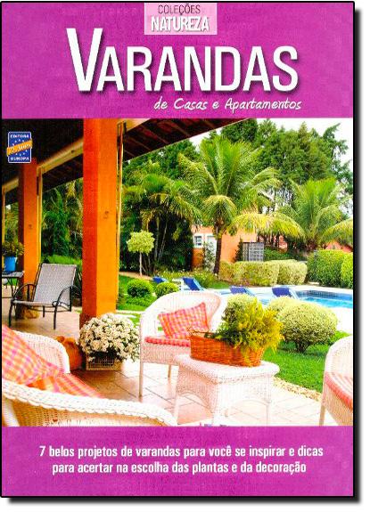 Varandas de Casas e Apartamentos - Col. Natureza, livro de Roberto Araújo