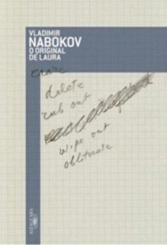 Original de Laura, O, livro de Vladimir Nabokov
