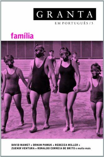 Granta 5 - Família, livro de Vários autores - Granta Vol. 5