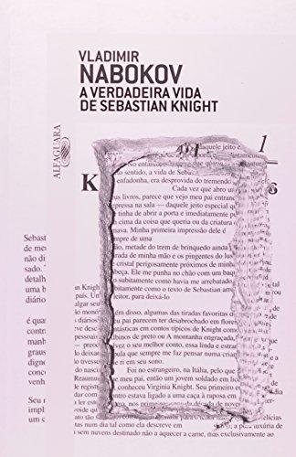 Verdadeira vida de Sebastian Knight, A, livro de Vladimir Nabokov