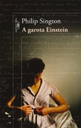 Garota Einstein, A, livro de Philip Sington