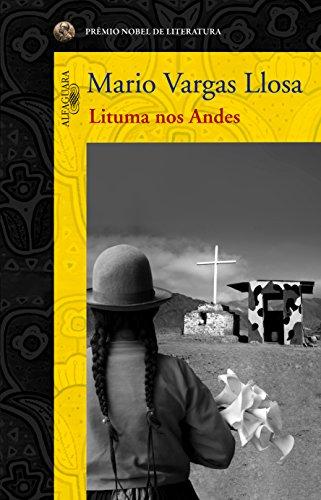 Lituma nos Andes, livro de Mario Vargas Llosa
