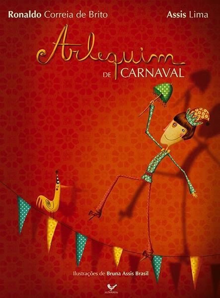 Arlequim de Carnaval, livro de Ronaldo Correia de Brito