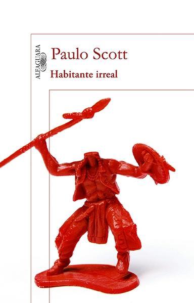 Habitante irreal, livro de Paulo Scott