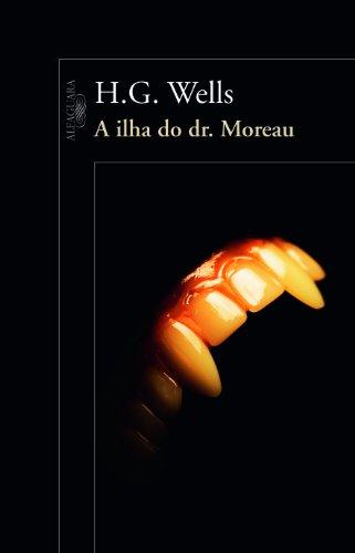 Ilha do dr. Moreau, A, livro de H.G. Wells