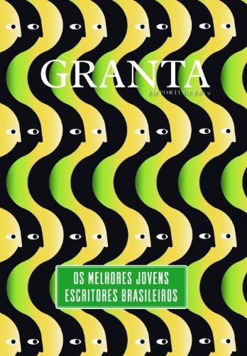 Granta 9 - Os Melhores Jovens Escritores Brasileiros, livro de Granta