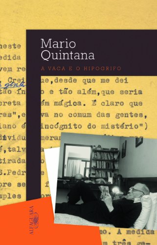 A vaca e o hipogrifo, livro de Mario Quintana