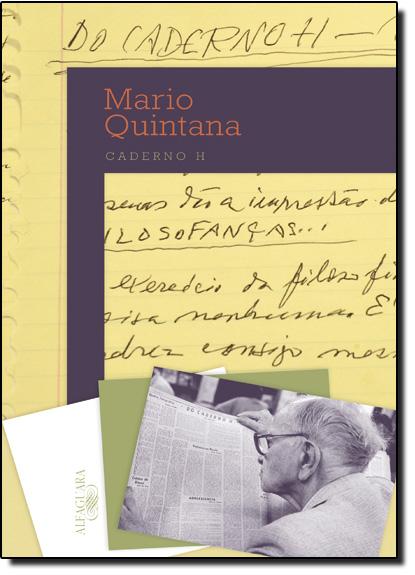 Caderno H, livro de Mario Quintana