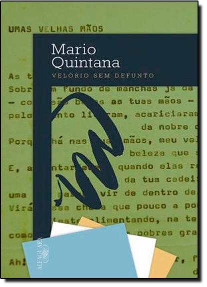 Velório Sem Defunto, livro de Mario Quintana