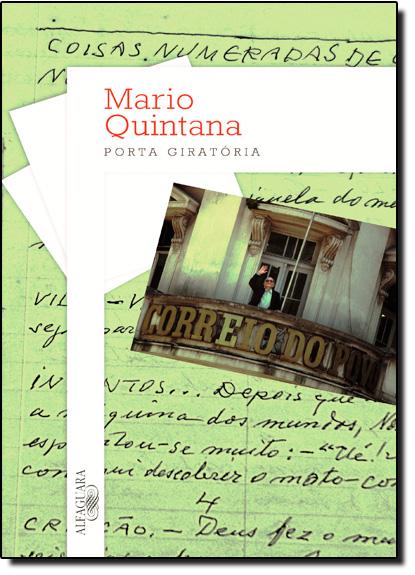 Porta Giratória, livro de Mario Quintana