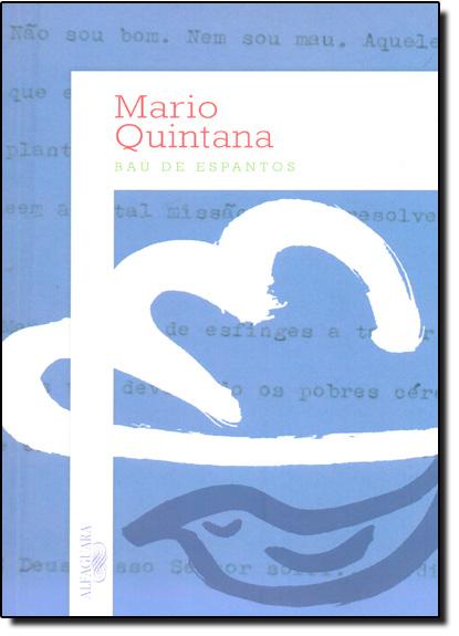 Baú de Espantos, livro de Mário Quintana