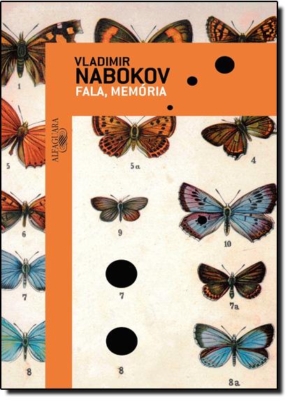 Fala, Memória, livro de Vladimir Nabokov