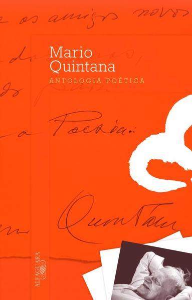 Antologia Poética, livro de Mario Quintana